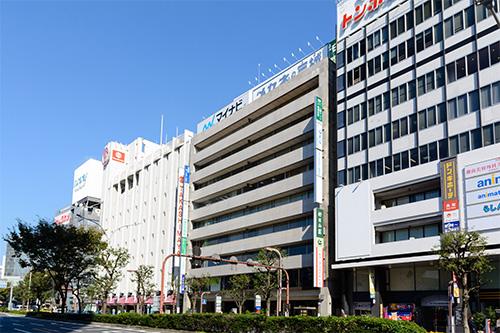 タカハシパートナーズ岡山オフィス