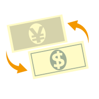 相続財産に外貨(現金)がある場合の評価